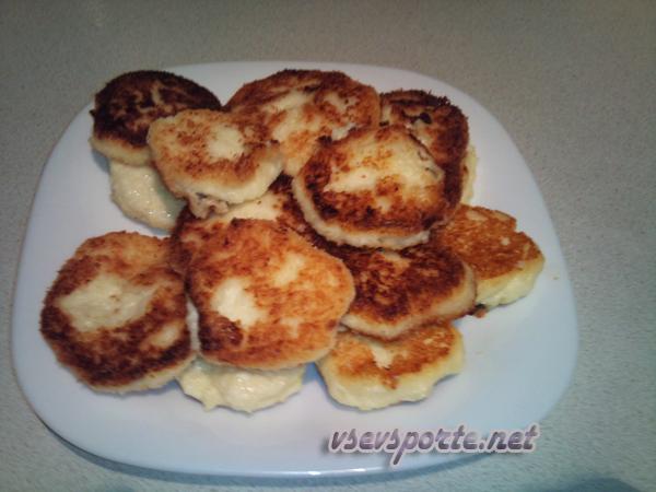 сырники из творога правильное питание