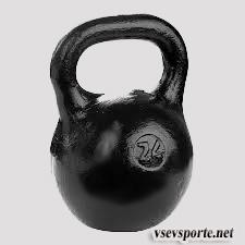 Гиревой спорт 24 кг
