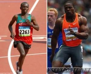 Спринтер и марафонец