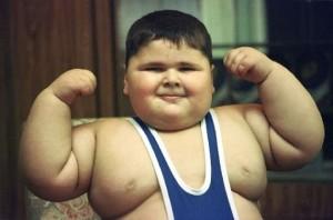 Жирный мальчик фото