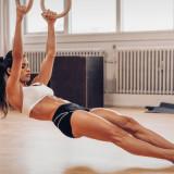 упражнения на кольцах с собственным весом